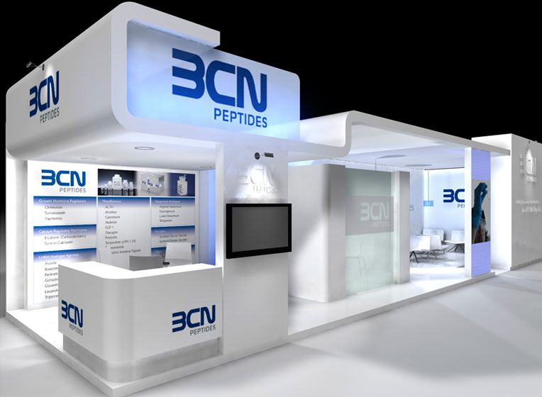 Stand BCN Peptides