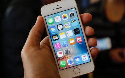 Configurar el mail en iPhone