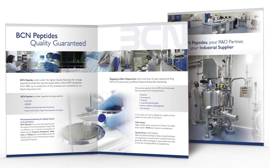 Brochure BCN Peptides 2