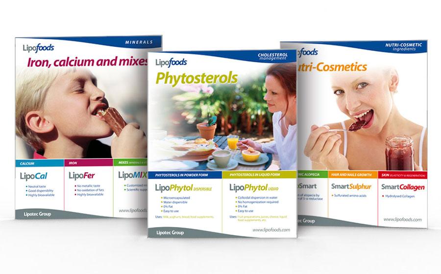 Fichas de producto Lipofoods 3