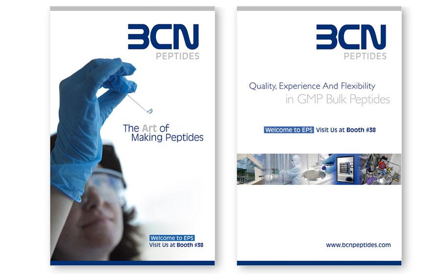 Carteles BCN Peptides
