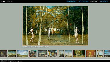 Página web Camil Bofill