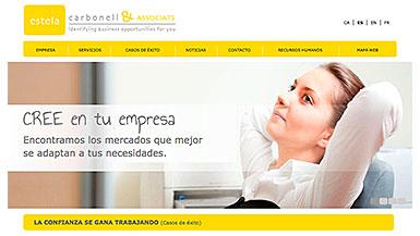 Web Estela Associats