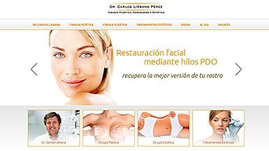Web Dr. Carlos Liébana