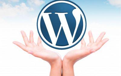 Diseño de página web WordPress económica
