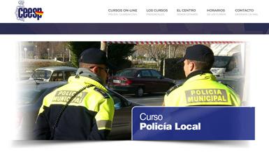 Página web CEESP