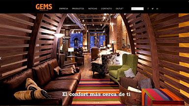 Web GEMS Barcelona